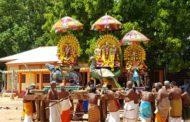பொலிகண்டி கந்தவனக்கடவை வருடாந்த மகோற்சவம் முதலாம் திருவிழா