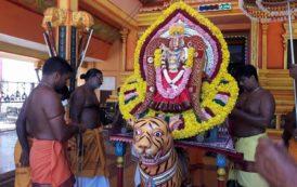 பொலிகண்டி பத்ரகாளி அம்பாள் ஐந்தாம் திருவிழா