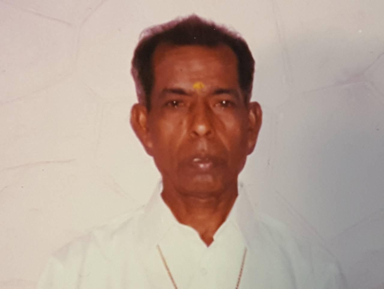 மரண அறிவித்தல்  தம்பிராசா காசிநாதர் (ஓய்வு நிலை ஆசிரியர்)